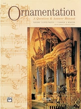 Ornamentation:Question And Answer Manual