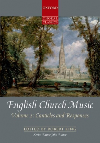 English Church Music: Vol 2: Canticles & Responses