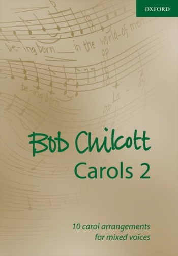 Carols 2: 10 Carol Arrangements For Mixed Voices: Vocal Satb  (OUP)