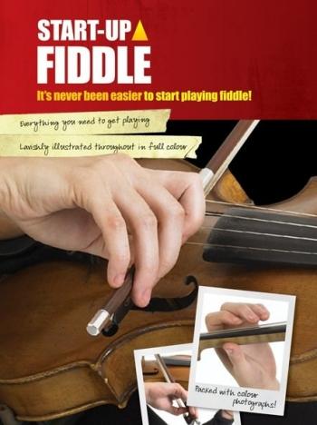 Start-Up Fiddle: Tutor Book & CD