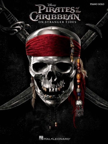 Pirates Of The Caribbean On Stranger Tides: Piano Solo