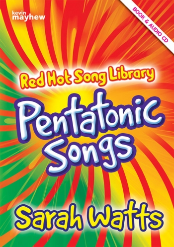 Red Hot Song Library - Pentatonic - Book&cd