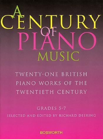 A Century Of Piano Music: Grade 5-7: Piano