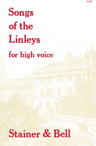 Songs Of The Linleys For High Voice