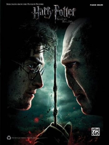 Harry Potter And The Deathly Hallows 2: Piano Solos