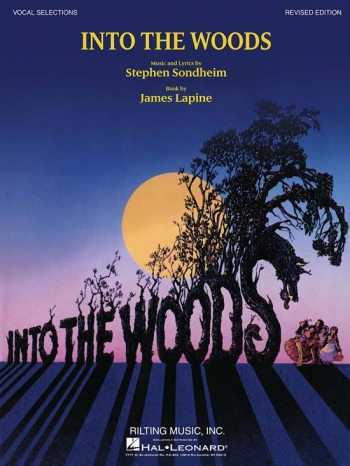 Into The Woods: Piano Vocal Guitar: Revised