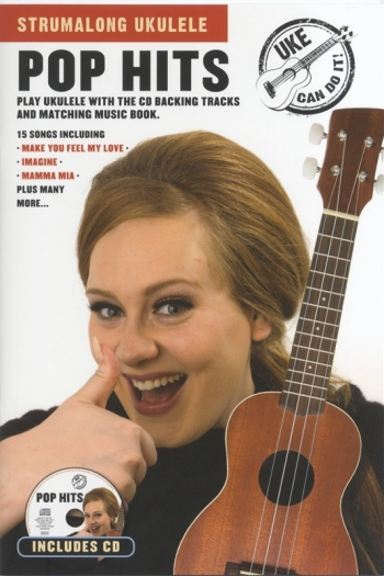 Strumalong Ukulele: Pop Hits: Lyrics & Chords