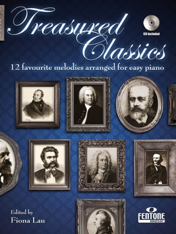 Treasured Classics: Easy: Piano