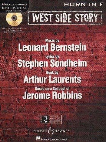 Instrumental Play-Along: West Side Story: French Horn: Book And Cd