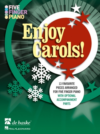 Enjoy Carols: 5 Finger Piano: Piano & Vocal