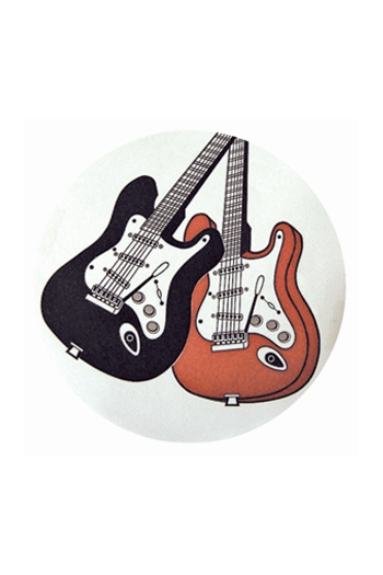 Mugmats Electric Guitar Coasters