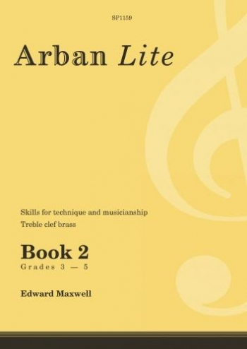 Arban Lite: Book 2: Trumpet And Treble Clef Brass