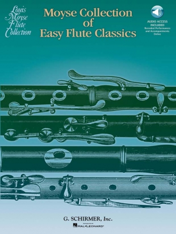Collection Of Easy Flute Classics (Moyse)
