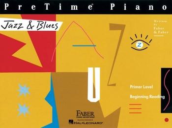 PreTime Piano: Jazz & Blues