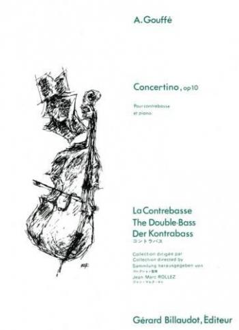 Concertino OP10: Double Bass & Piano