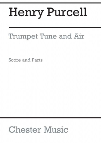 Clarke: Trumpet Tune And Air (Just Brass No.40)