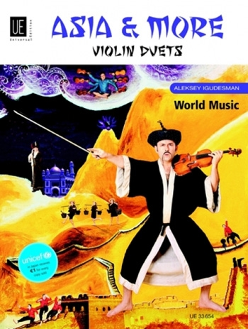 Asia And More Violin Duets: Violin Duet (Igudesman)