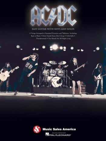 AC/DC Easy Guitar: Riffs And Solos