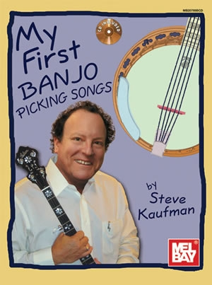 My First Banjo Picking Songs: Banjo