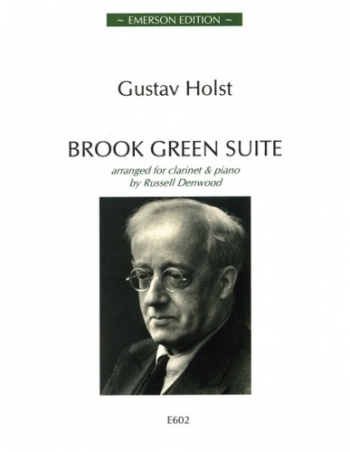 Brook Green Suite: Arranged For Clarinet And Piano