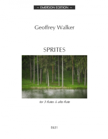 Sprites: Three Flutes And Alto Flute