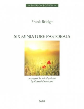Six Miniature Pastorals: Wind Quintet