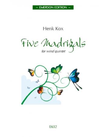 Five Madrigals: Wind Quintet