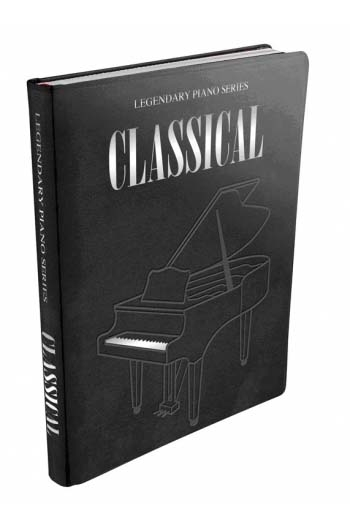 Legendary Piano: Classical - Luxuriously Bound