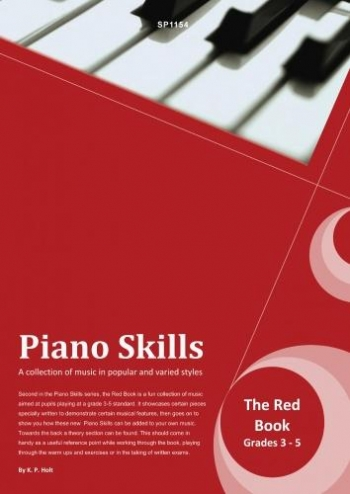 Piano Skills: The Red Book: Tutor