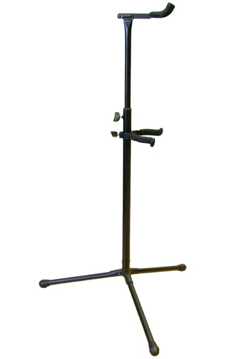 GS-2107BE Black Adjustable Ukulele Stand