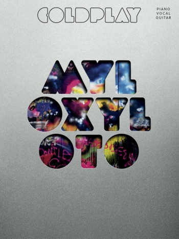 Coldplay: Mylo Xyloto: Piano Vocal Guitar: Album
