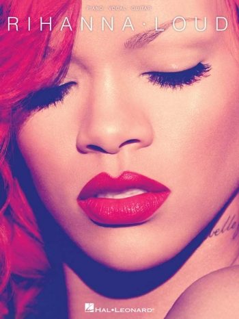 Rihanna: Loud: Piano Vocal Guitar