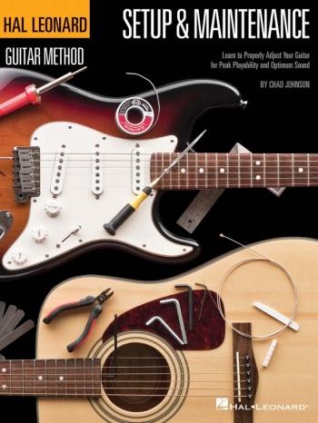 Hal Leonard Guitar Method  Setup & Maintenance