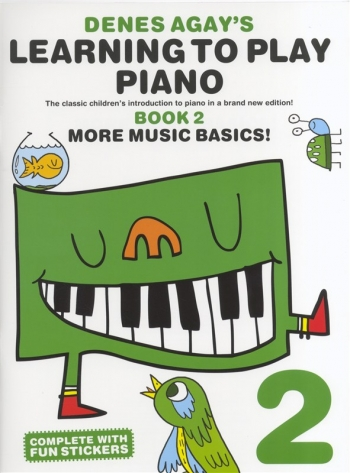 Learning To Play Piano: Book 2 More Music Basics