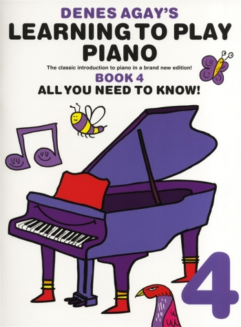 Learning To Play Piano: Book 4 All You Need To Know