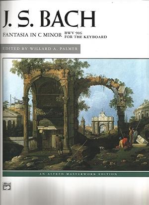 Fantasia C Minor: Piano (Alfred)