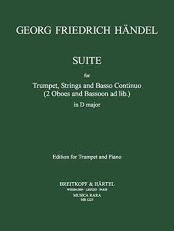Suite In D Major: Trumpet & Piano