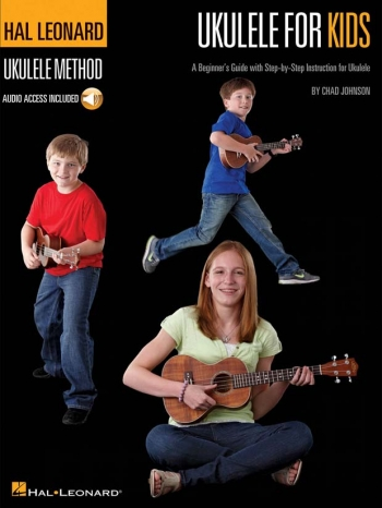 Hal Leonard Ukulele Method For Kids: Ukulele: Book & Audio