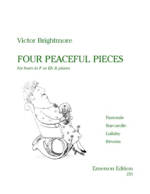 Fur Peaceful Pieces: Tenor Horn And Piano