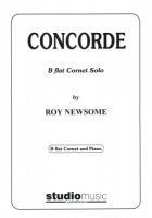Concorde Cornet & Piano (Studio)