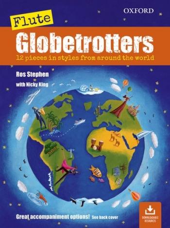 Flute Globetrotters: Book & Cd