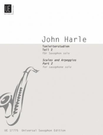 Harle: Saxophone Scale Book Vol 2