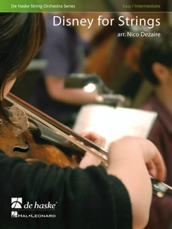 Disney For Strings: String Ensemble: Easy/Intermediate