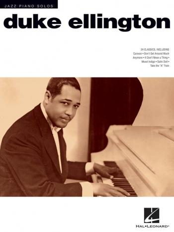 Jazz Piano Solos Volume Vol.9: Duke Ellington