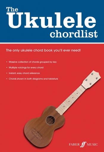 Ukulele Chordlist: Chord Reference Guide