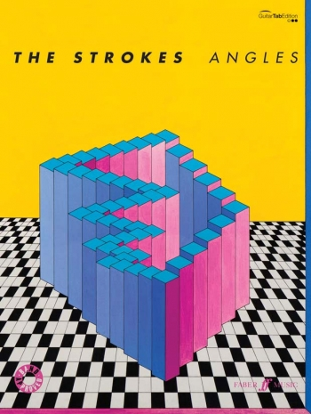The Strokes: Angles: Guitar Tab