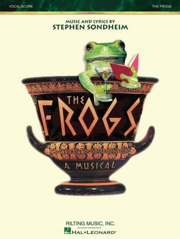 The Frogs: Vocal Score: Piano Vocal Guitar