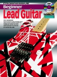 Progressive Beginner Lead Guitar: Book And Cd