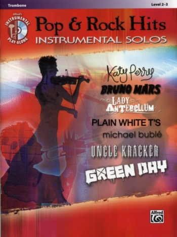 Pop And Rock Hits: Instrumental Solos: Trombone
