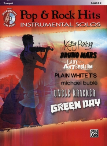 Pop And Rock Hits: Instrumental Solos: Trumpet